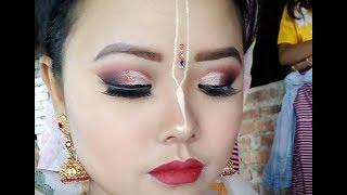 Lai haraoba chatpagi makeup