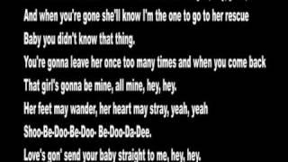 Fatboy Slim vs Armand VanHelden - Session 01( Scanty Sandwich - Because of You)  -  Lyrics