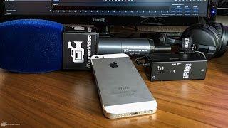 Den besten Ton mit dem Handy aufnehmen | Zubehör Tipps