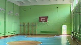 В школе №5 г.Кимры появится скалодром