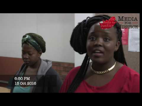 Wits Students give Testimony about Police attack on David Webster Res.