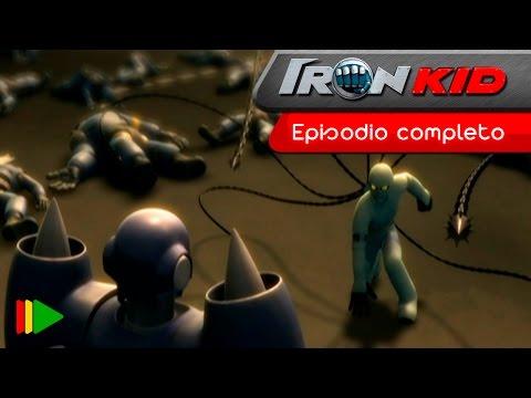 Iron Kid (Español) - 20 - El Templo del Alma de Hierro