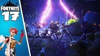 Fortnite! Mr. Weather in Danger 😶! Fortnite Saving the World#17