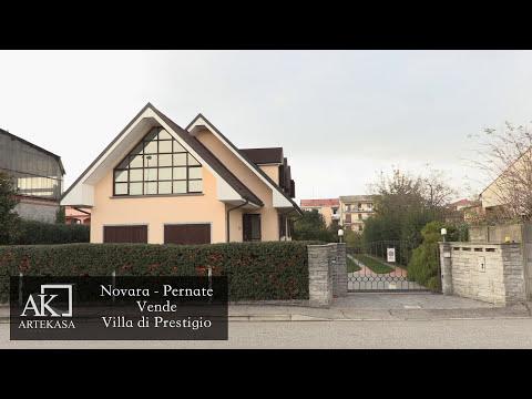 Bagno Turco Novara.Novara Pernate Villa Singola In Vendita Youtube