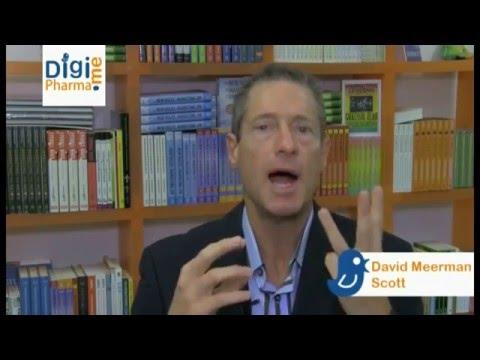DigiPharma P1 - David Meerman Scott & PR Smith