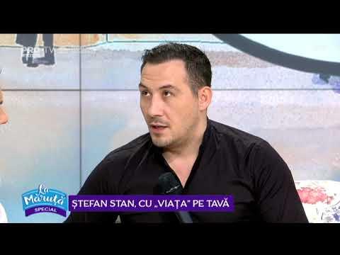 Stefan Stan, cu