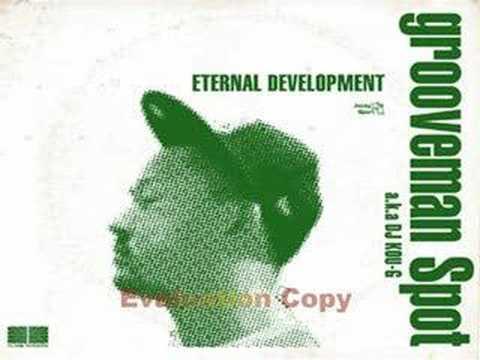 Grooveman Spot - My Mind