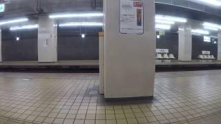 【近鉄】名古屋線急行 名古屋駅発車