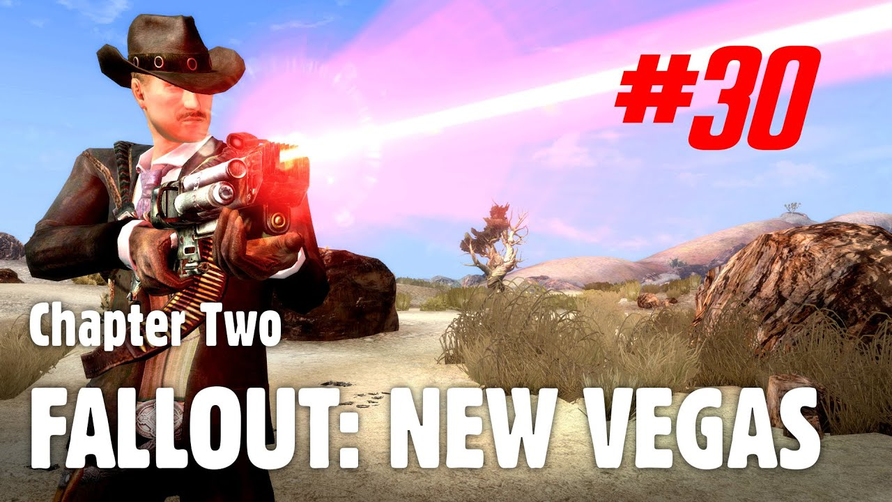 fallout new vegas how to start eyesight to the blind