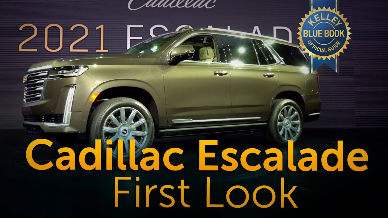 2021 Cadillac Escalade – First Look - YouTube