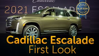 2021 Cadillac Escalade – First Look