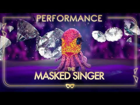 Octopus Performs 'Diamonds Are Forever' By Shirley Bassey | Season 1 Ep. 5 | The Masked Singer UK