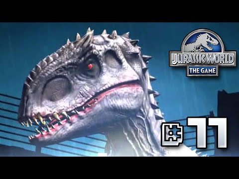 Indominus Event || Jurassic World - The Game - Ep 77 HD