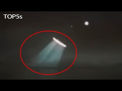 5 Most Shocking & Believable UFO Sightings...