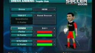 Sensible Soccer 2006 In Game Footage (Part 3)