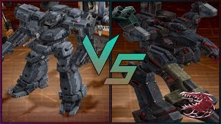 Armored Core 3 - Starter AC VS BB