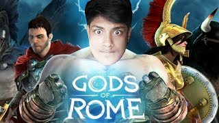 Gods of Rome on Windows // Gameplay in Bangla
