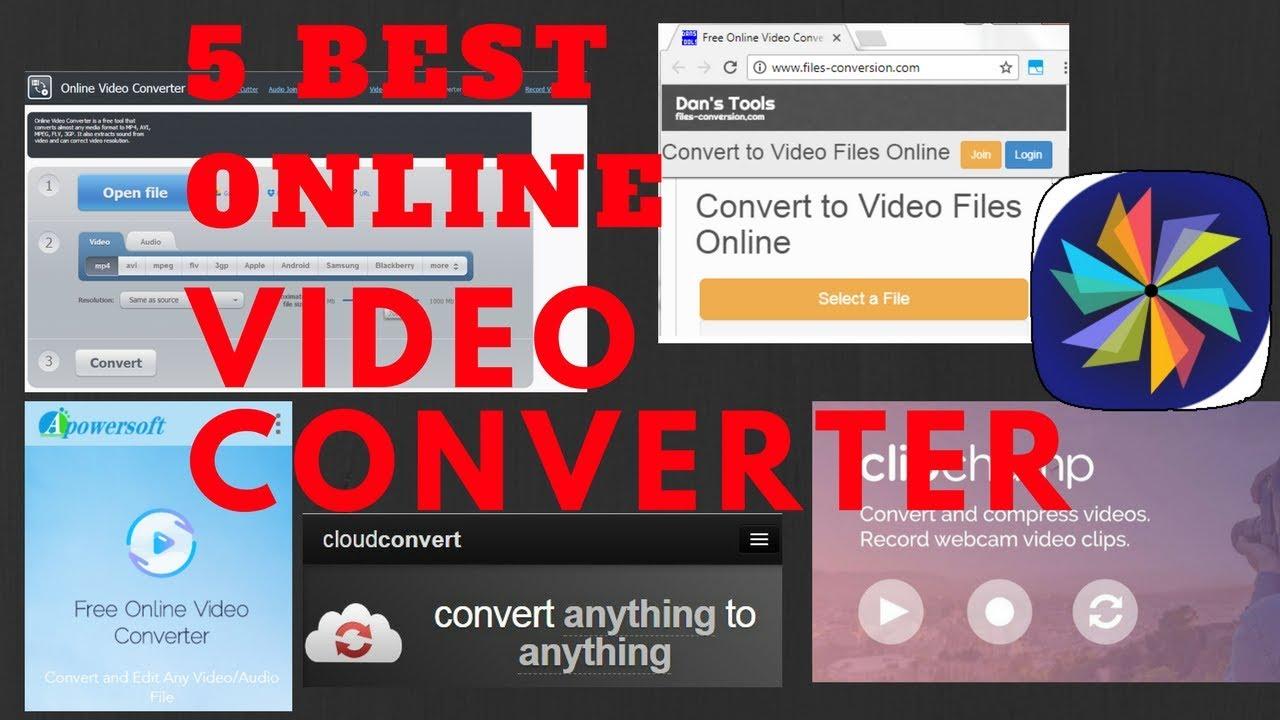 on line video converter