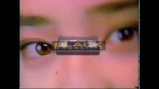 CM MAXELL HGX Black 宮沢りえ Rie Miyazawa.