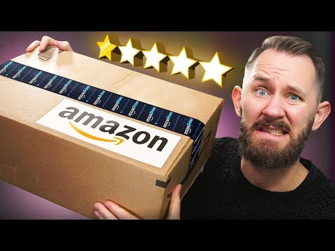 50 Shades of Amazon Ratings