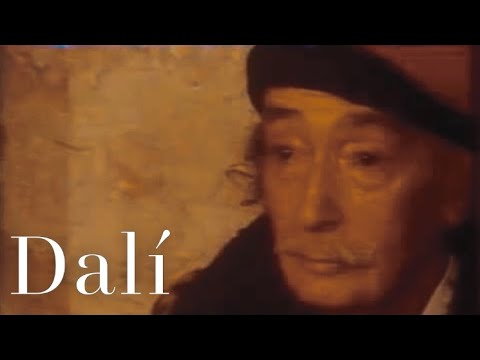 Salvador Dali Exclusive Interview
