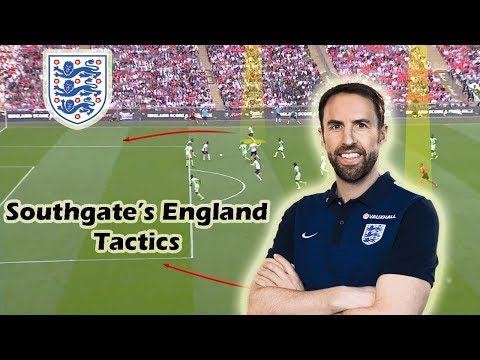 Gareth Southgate's England Tactics | World Cup Tactical Preview