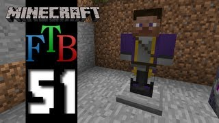 Minecraft Feed The Beast - S2E51 - Bibliocrafting!