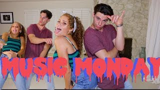Music Monday ♡ Throwback Dance Songs