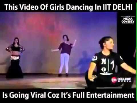 Duniya pittal di, IIT Delhi girls dance