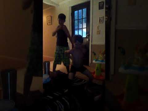 Rubber man dance 😂