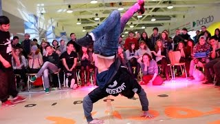 Trailer I A.B.S. - Almaty B-boy Session 2014 I Dance Studio Focus