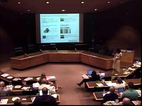 Energy Storage Summit Keynote By Janice Lin