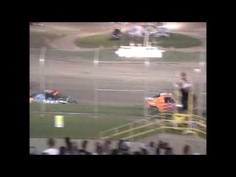 Eagle Raceway Sport Compact B Feature on 8-27-16