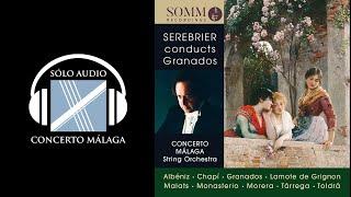 CONCERTO MÁLAGA SOLO AUDIO Ricard Lamote de Grignon - Lento expresivo para orquesta de cuerdas