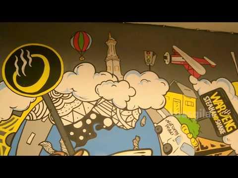 Lukis Mural Indonesia (KUASGILAK)