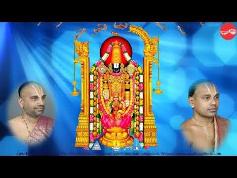 Thiruppalli Yezhuchi - Nithyanausanthanam - Malola Kannan & Ranganathan (Full Verson)