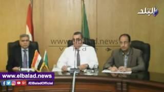 بالفيديو والصور.. اجتماع المجلس التنفيذي برئاسة محافظ الفيوم
