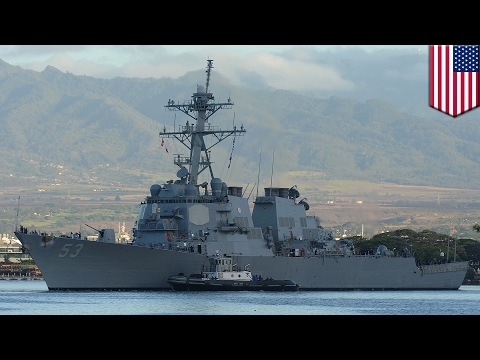 Aegis missile defense system: U.S. and Japan make successful missile interception test - TomoNews