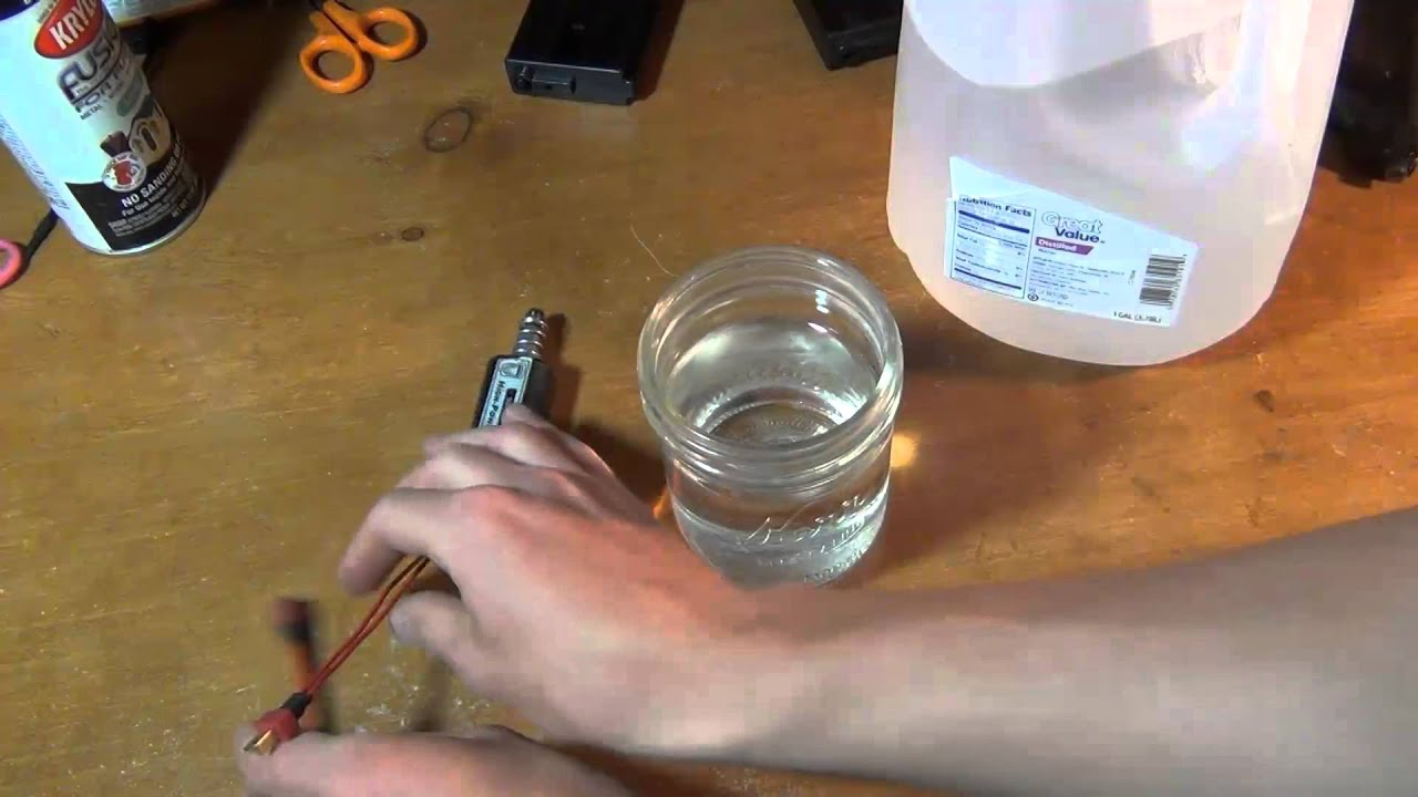 Make Your Electric Rc Airsoft Motors Run Faster
