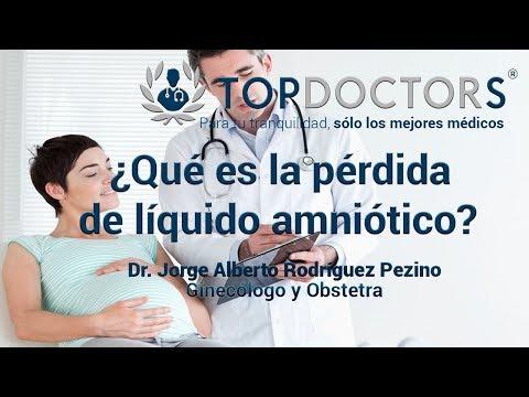 como saber si estoy perdiendo liquido amniotico durante el embarazo