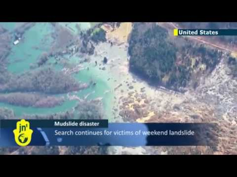 Washington State Mudslide Tragedy: Search for victims continues north of Seattle