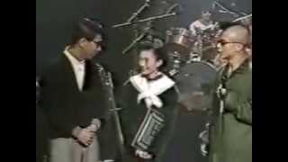11PMに出演した、モヒカンマグミのLAULA。最古のTVライブかな?