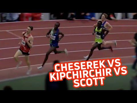 Six Men Run Olympic Standard In Ridiculous 5K!