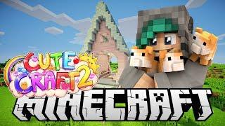 EVERYTHING IS SO CUTE IM GONNA DIE! - Cutecraft Minecraft SMP Season 2 - Ep.1