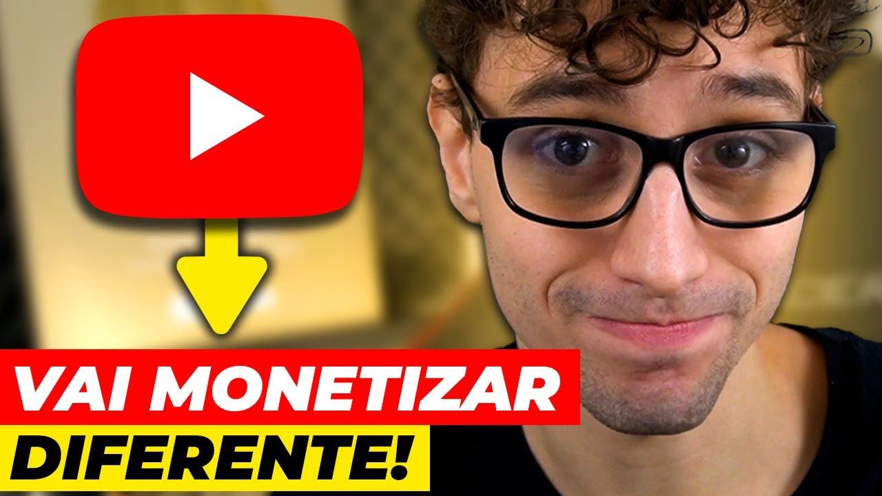 O YouTube vai monetizar os Shorts, Porém...