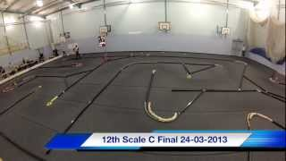 RC Racing At WKRCC 12th Scale C Final 24-03-2013