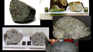 MoonFaker: Moon Rocks Revisited. Episode 3, Apollo Samples, Meteorites & Tektites. PART 2