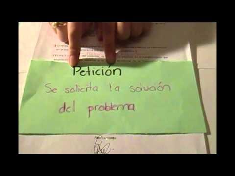 Tutorial Carta Formal, Gabriela Garcia Tejeda