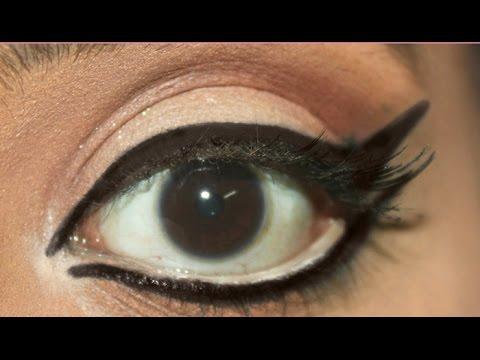 1960 eye makeup
