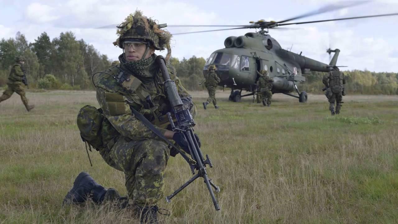 La Journée de reconnaissance des Forces armées canadiennes ...